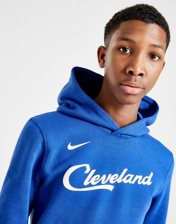 Nike NBA Cleveland Cavaliers Overhead Hoodie Junior | JD Sports