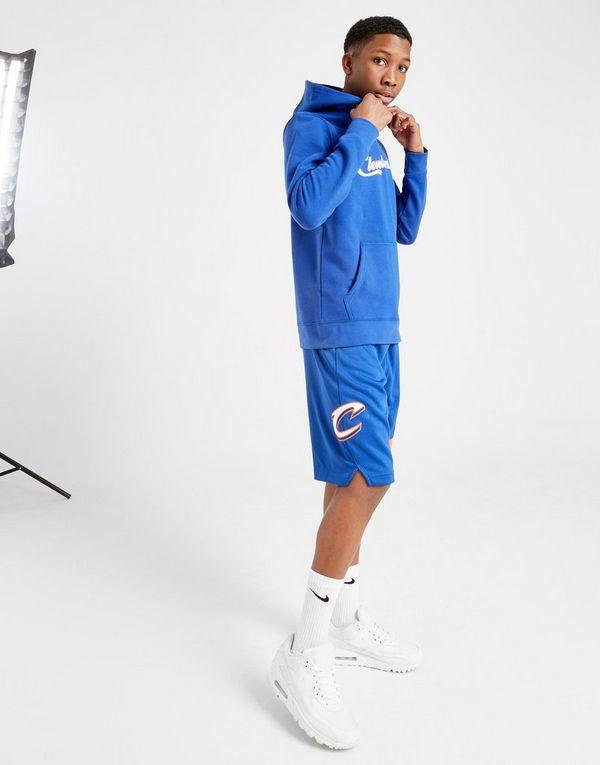 new styles ea055 badc1 Nike NBA Cleveland Cavaliers City Shorts Junior   JD Sports
