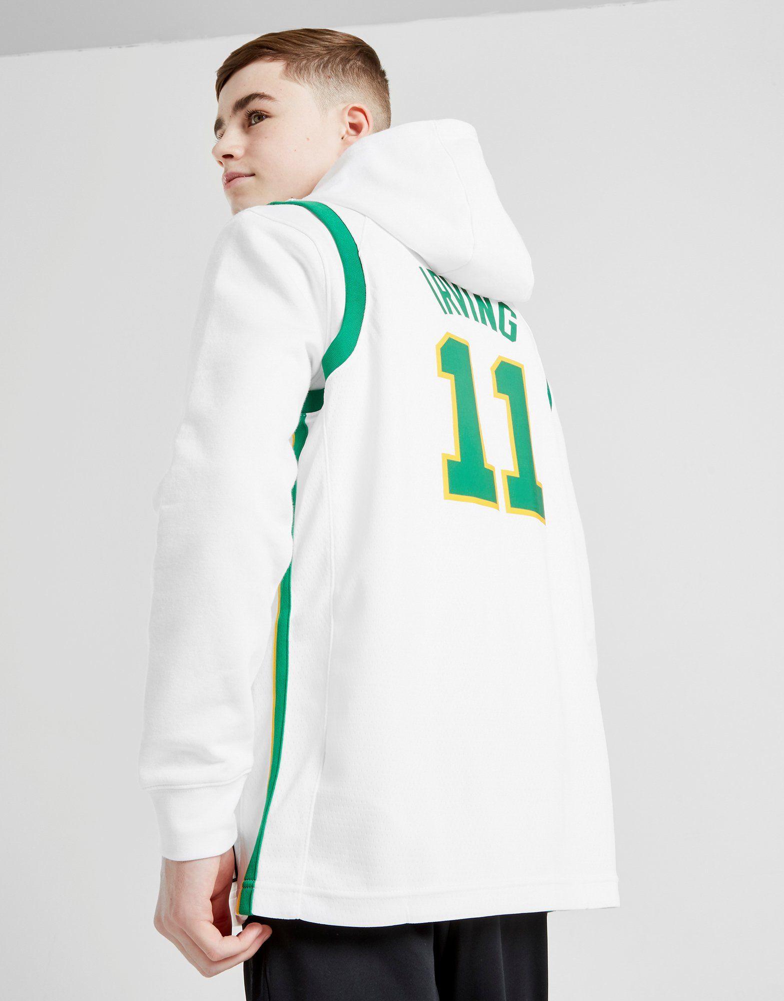 Nike NBA Boston Celtics LaVine City Jersey Junior