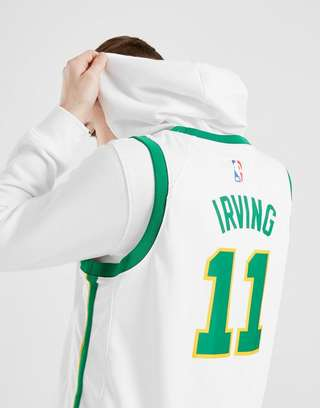 san francisco d52dc 5ad82 Nike NBA Boston Celtics LaVine City Jersey Junior   JD Sports