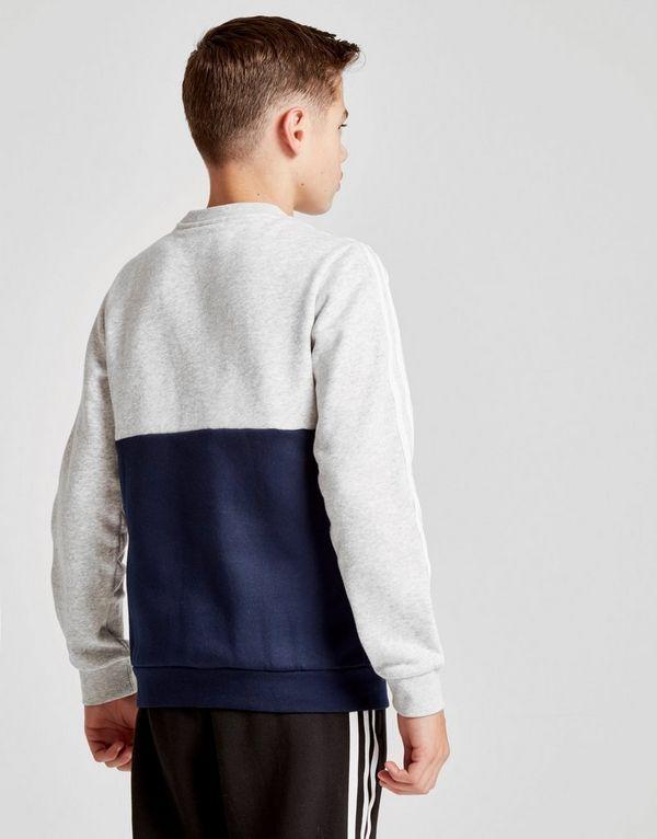 adidas Originals Authentic Colour Block Crew Sweatshirt
