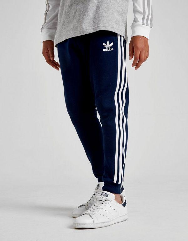 b1569b773 adidas Originals pantalón de chándal 3-Stripes Fleece júnior