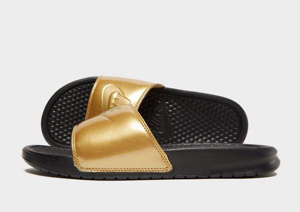quality design 7876a 31562 NIKE Nike Benassi JDI Floral Women s Slide   JD Sports
