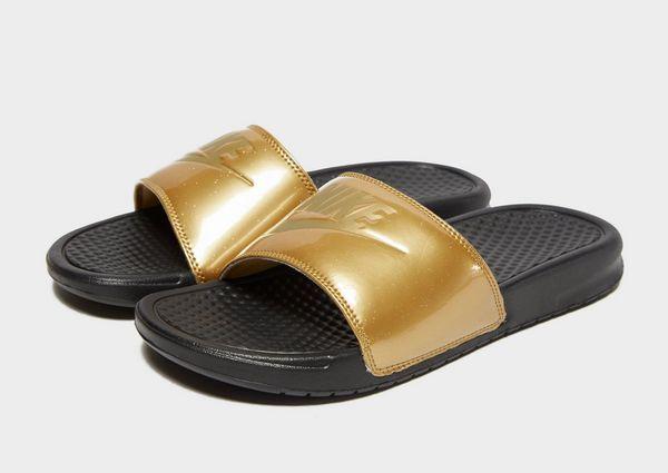 competitive price 81dfe 5f26a NIKE Nike Benassi JDI Floral Women s Slide