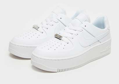 outlet store bfc72 1a598 £85.00 Nike Air Force 1 Sage Low Women s