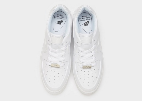 nike air force 1 sage low blanc femme