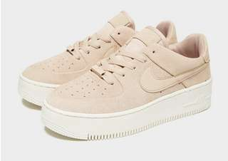nike air force 1 sage