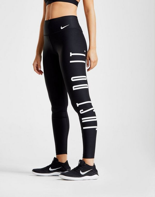 7972238ae1 Nike Training Just Do It Tights