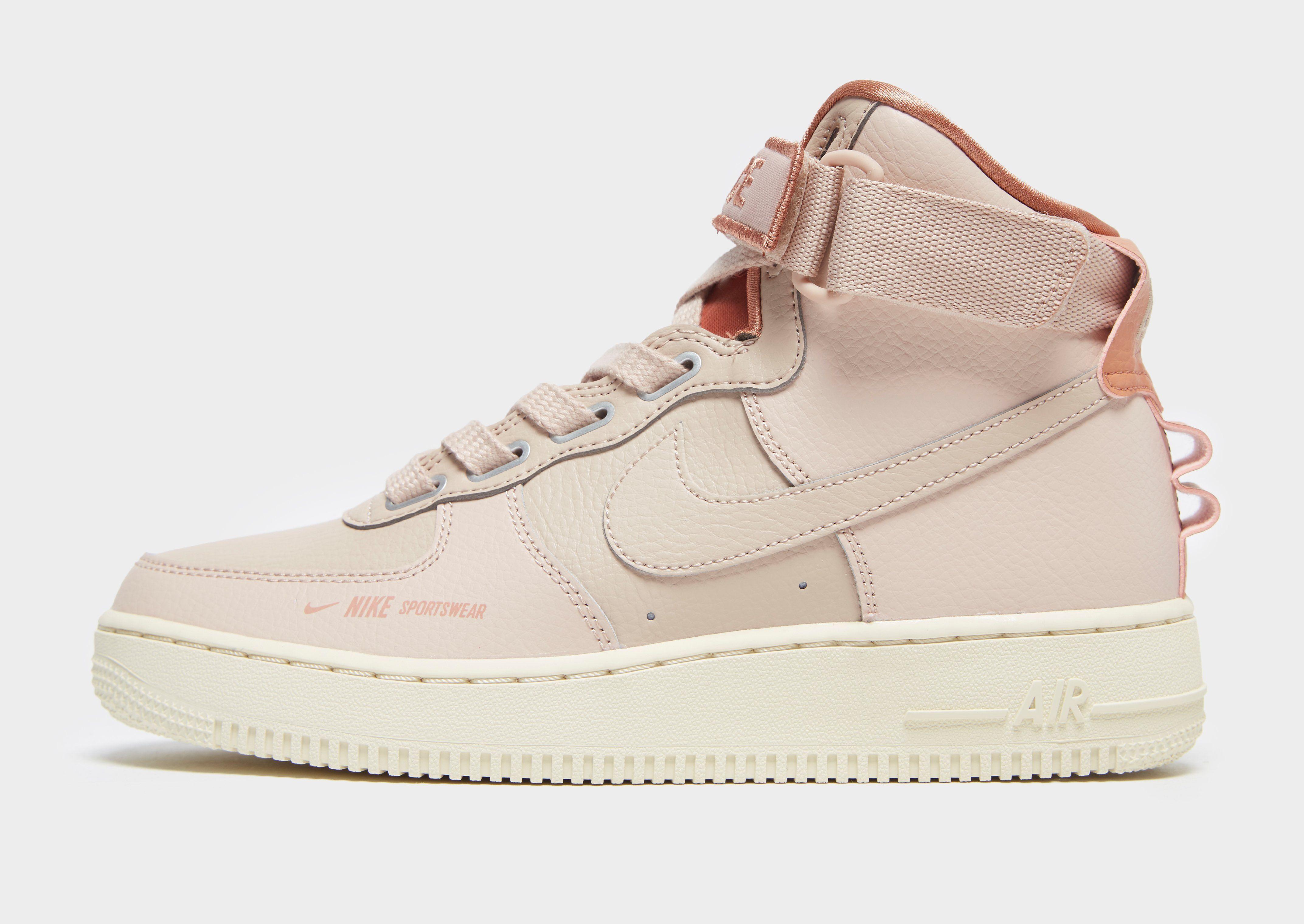 on sale 9a7a8 c24b2 NIKE Nike Air Force 1 High Utility Women s Shoe   JD Sports