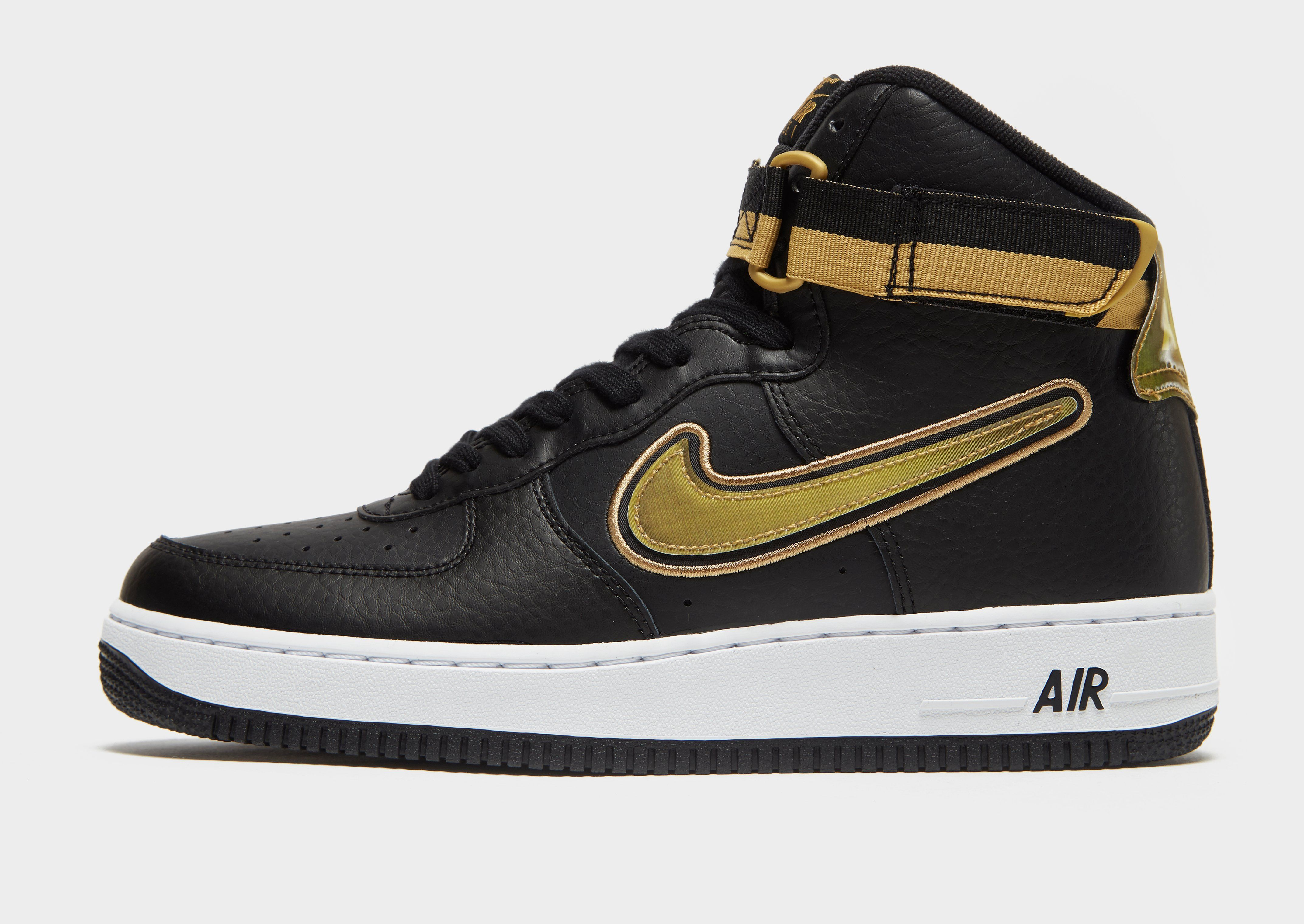 super popular 59770 071dd NIKE Nike Air Force 1 High  07 LV8 Sport NBA Men s Shoe   JD Sports