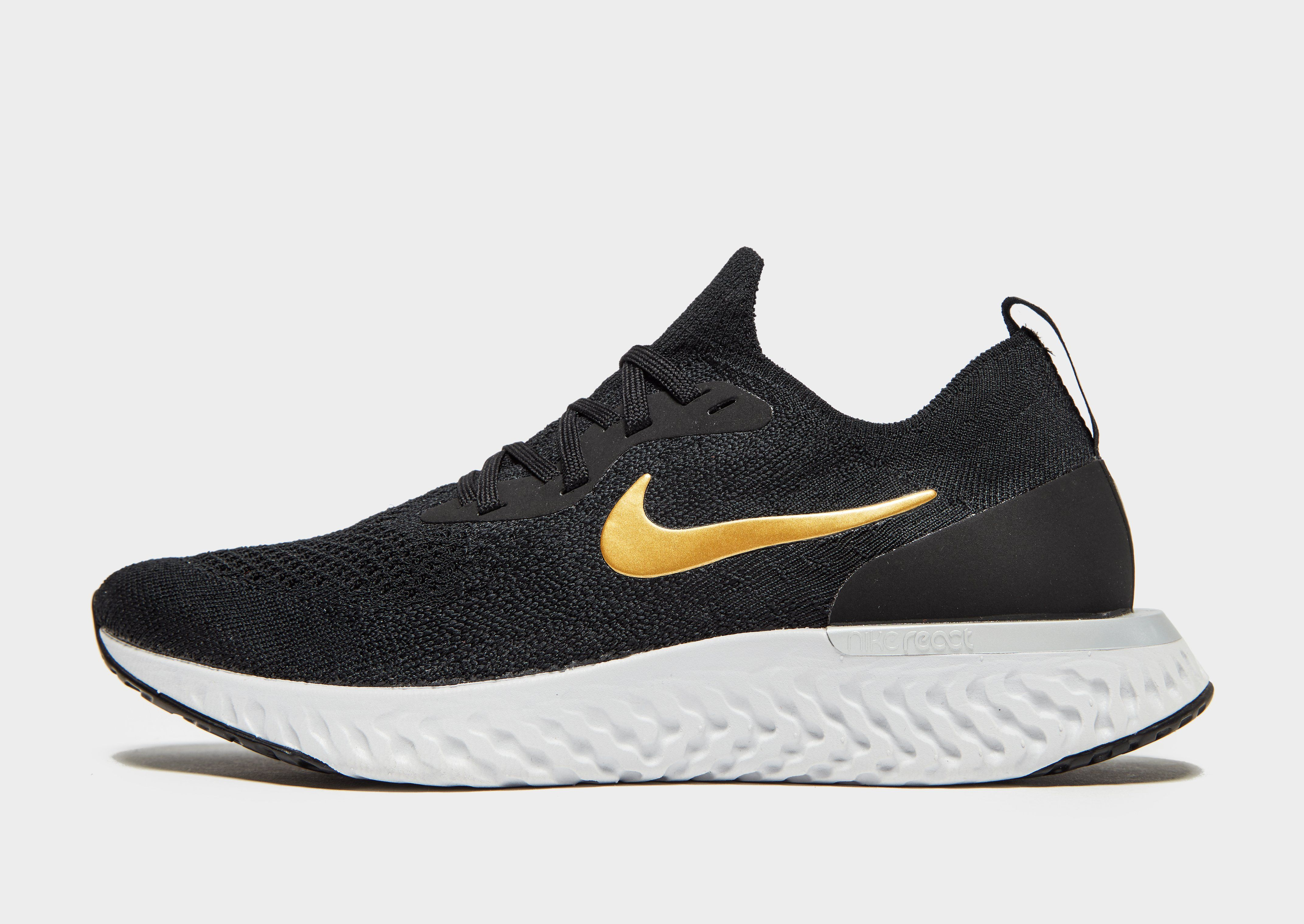 info for f2f57 cb42c NIKE Nike Epic React Flyknit 1 Women s Running Shoe