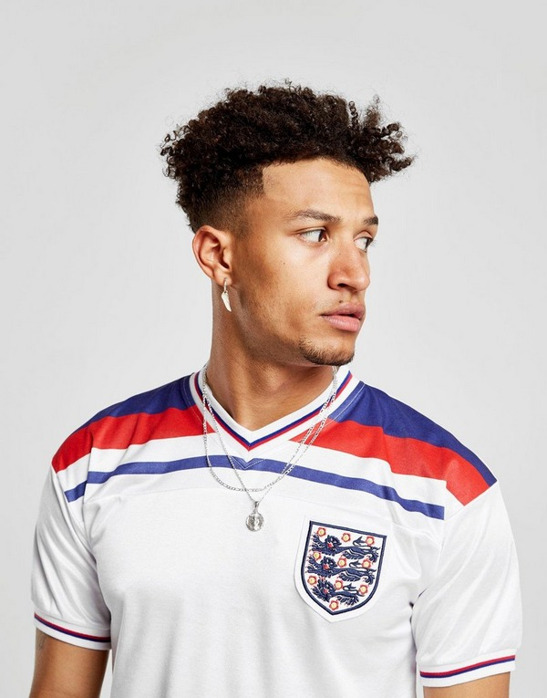 Score Draw England '82 Home World Cup Shirt