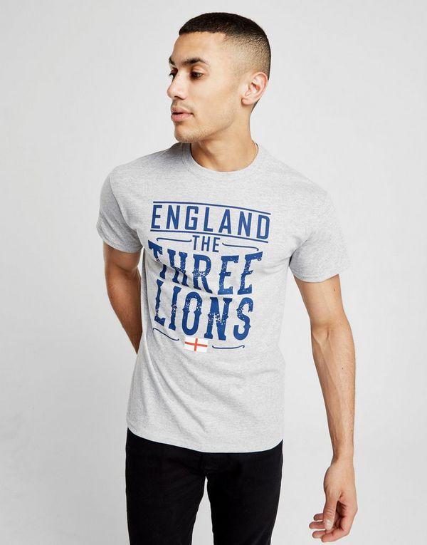 c6acab0d Official Team England Three Lions T-Shirt | JD Sports