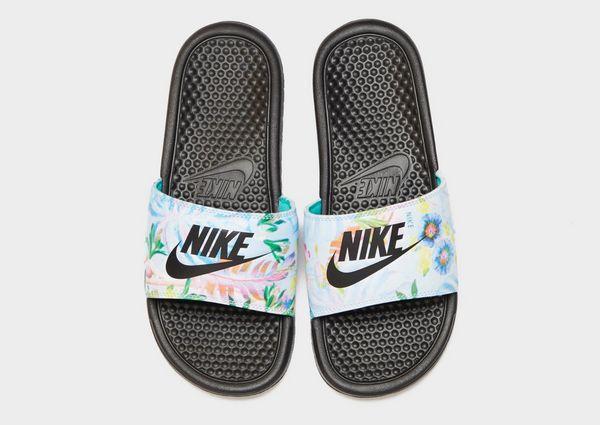 Nike chanclas Benassi Just Do It para mujer
