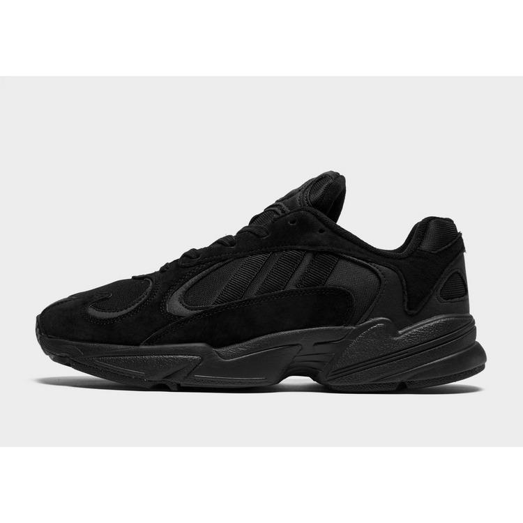 Acheter Black adidas Originals Baskets Yung 1 Homme