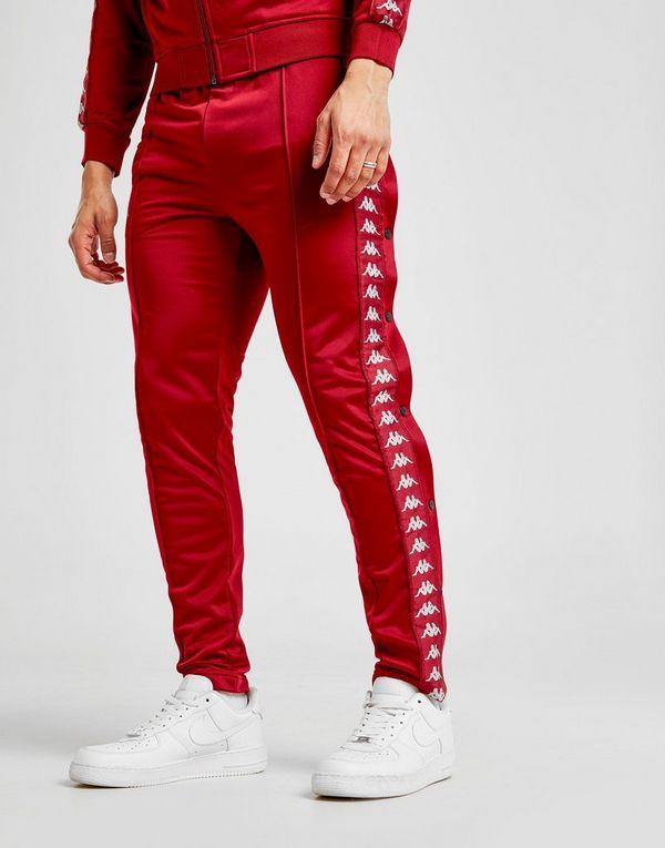 509b88aa2e1 Kappa Astoria Snap Track Pants | JD Sports