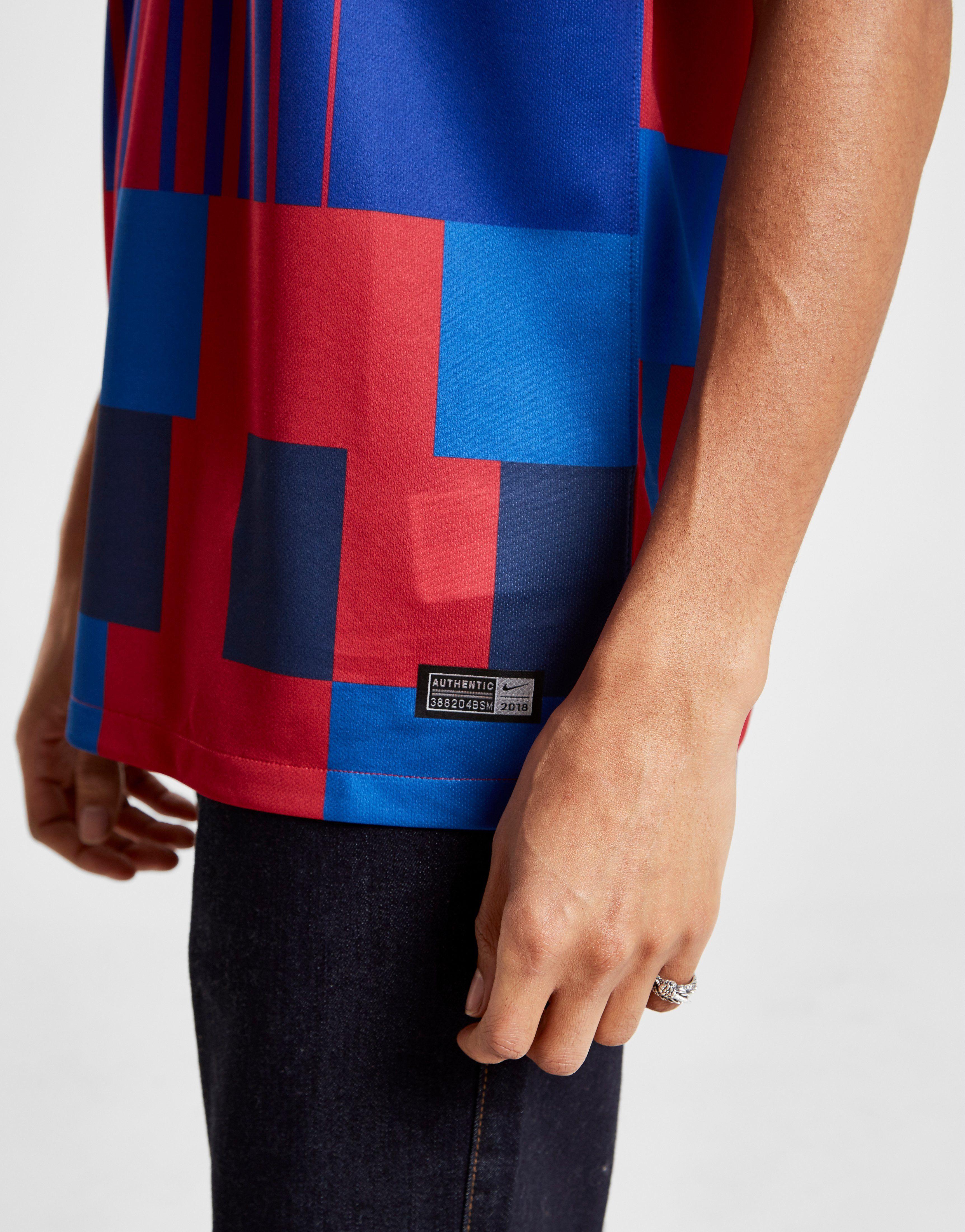 NIKE FC Barcelona 20th Anniversary Men's Shirt