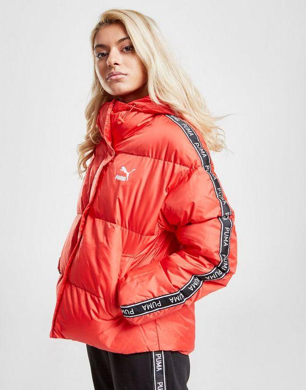 6c91f8c0d PUMA Tape Hooded Jacket | JD Sports
