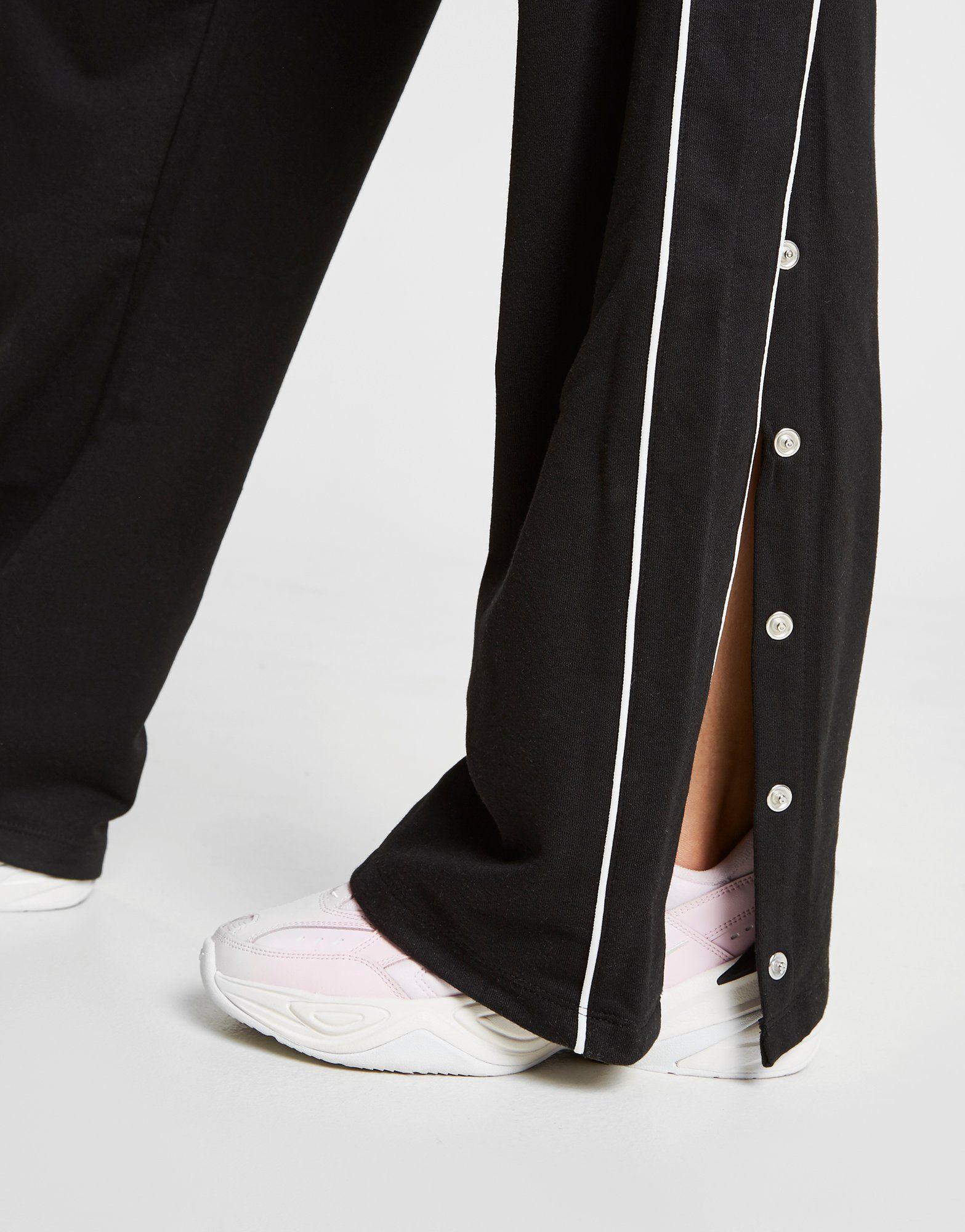 PUMA Tape Wide Leg Track Pants