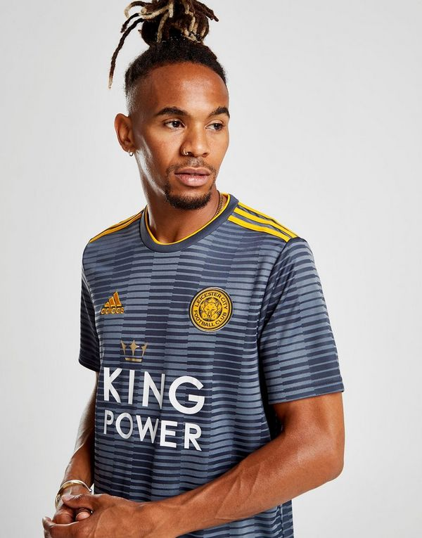fbd4ca72a adidas Leicester City FC 2018/19 Away Shirt | JD Sports