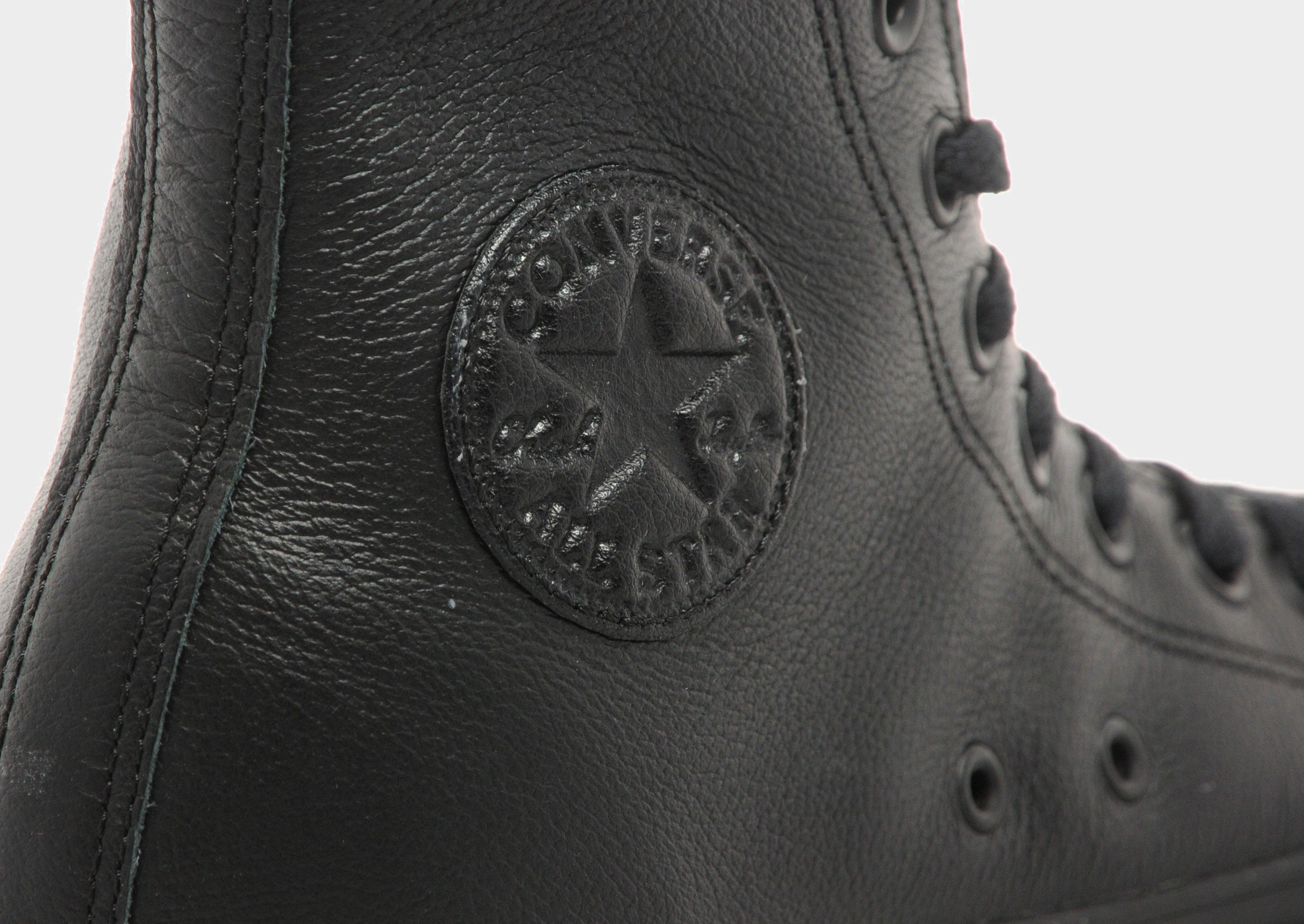 Converse All Star High Leather Mono