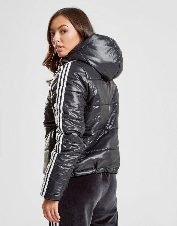 adidas Originals 3-Stripes Oversized Padded Jacket