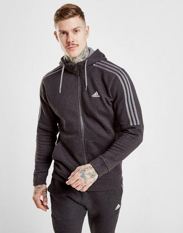 adidas Veste zippée à capuche Essential Homme | JD Sports