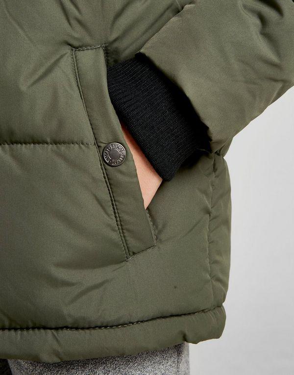 Rascal Stanton Faux Fur Trim Jacket Junior