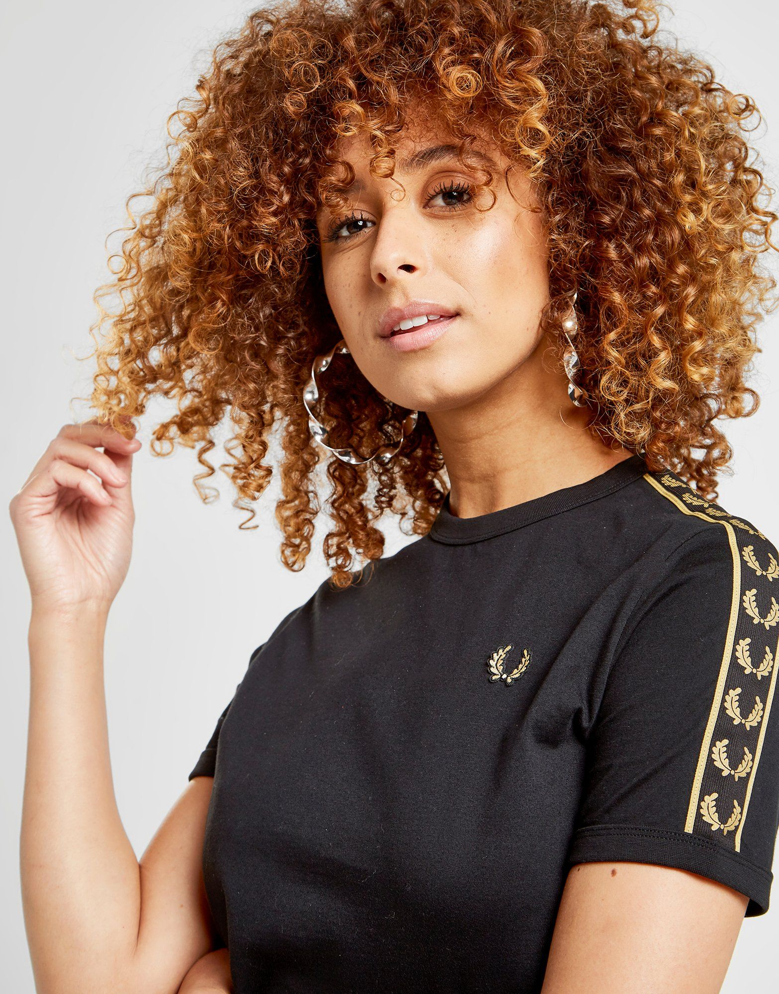 Fred Perry Tape Ringer Dress