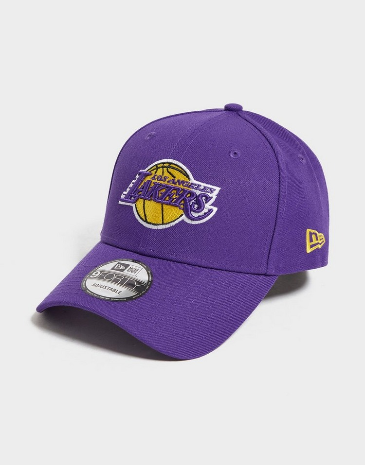 New Era NBA 9FORTY Los Angeles Lakers Cap