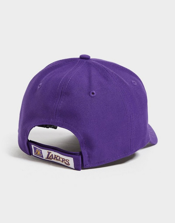 New Era NBA Los Angeles Lakers 9FORTY Cap