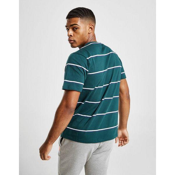 Ellesse Sanrino Stripe T-Shirt