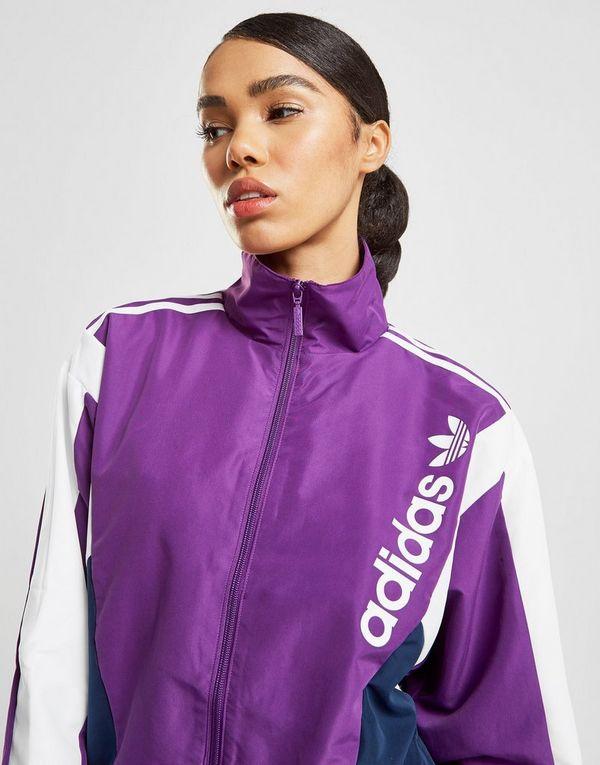 c5f36a885 adidas Originals 90's Colour Block Woven Track Top | JD Sports