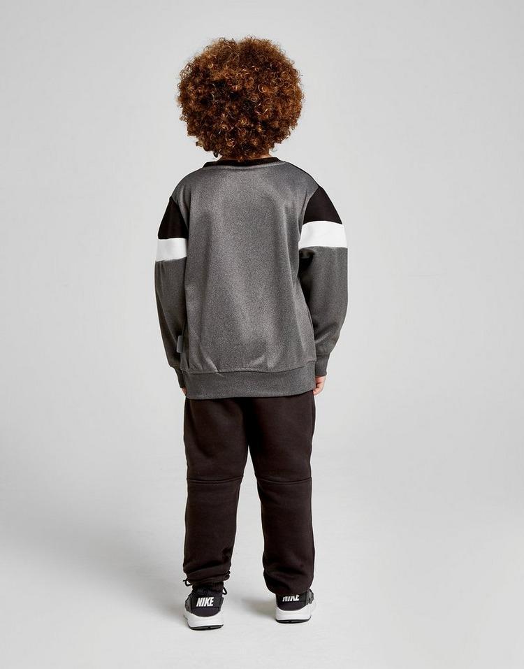 McKenzie Mini Nixon Crew Sweatshirt Suit Children