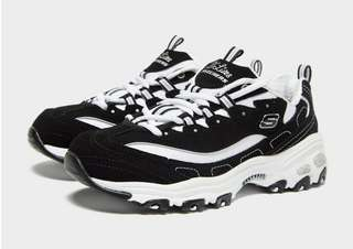 cf7be7a33a8 Skechers D Lites Biggest Fan Women s