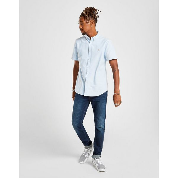 Farah Brewer Short Sleeve Shirt