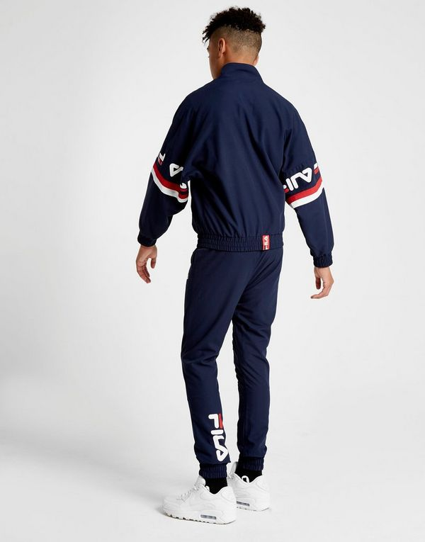 feb07e7e5ae7 Fila Dragon Woven Tracksuit Junior | JD Sports