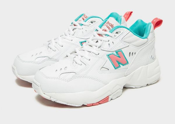 new balance dames wit 608