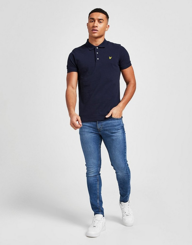 Lyle & Scott Basic Short Sleeve Polo Shirt
