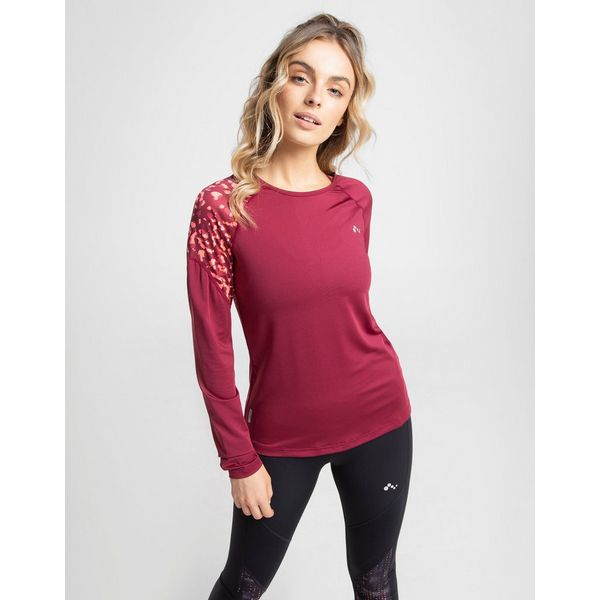 Only Play Leopard Long Sleeve T-Shirt