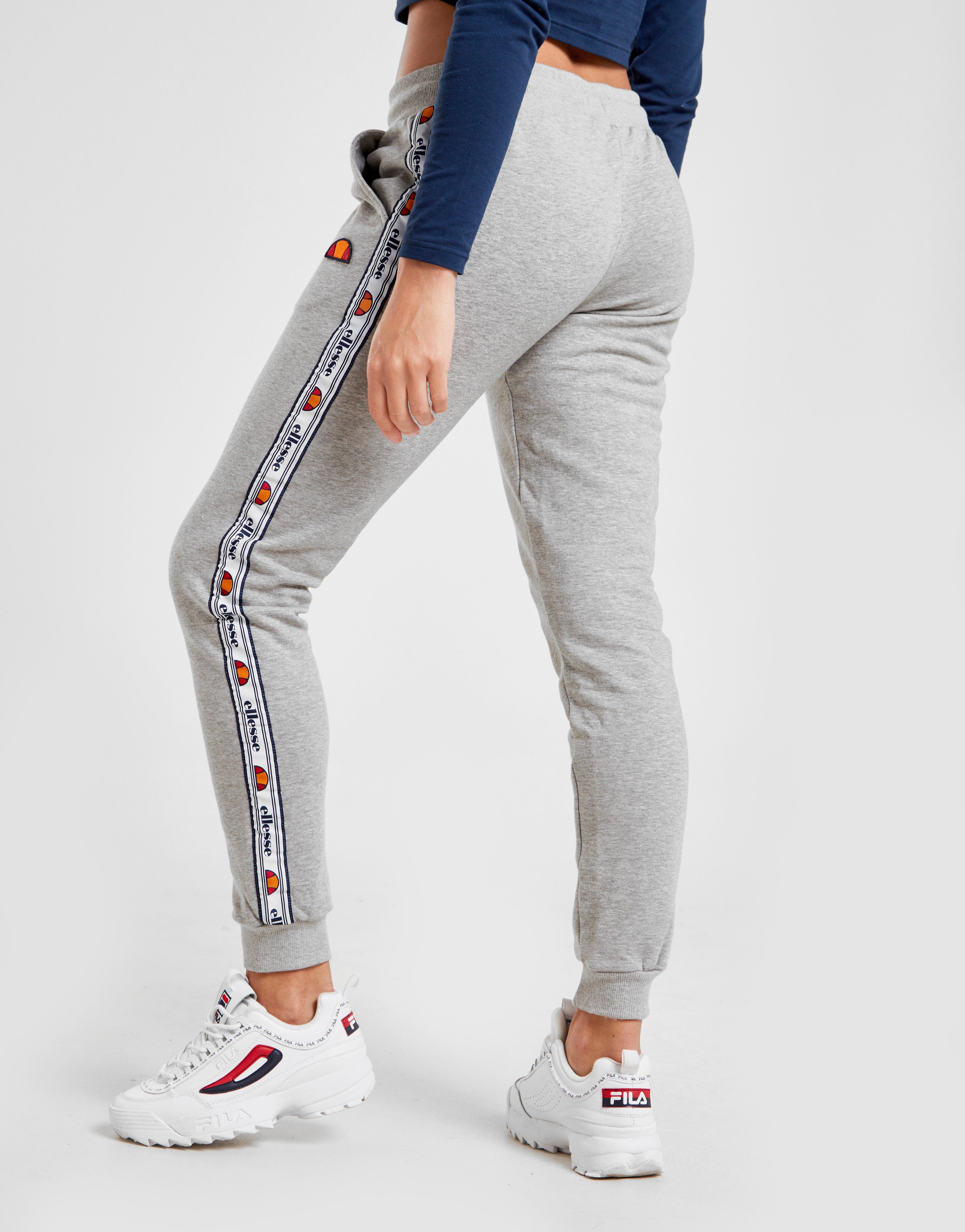 Ellesse Tape Fleece Track Pants