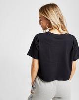 ELLESSE Piping Panel Crop T-Shirt