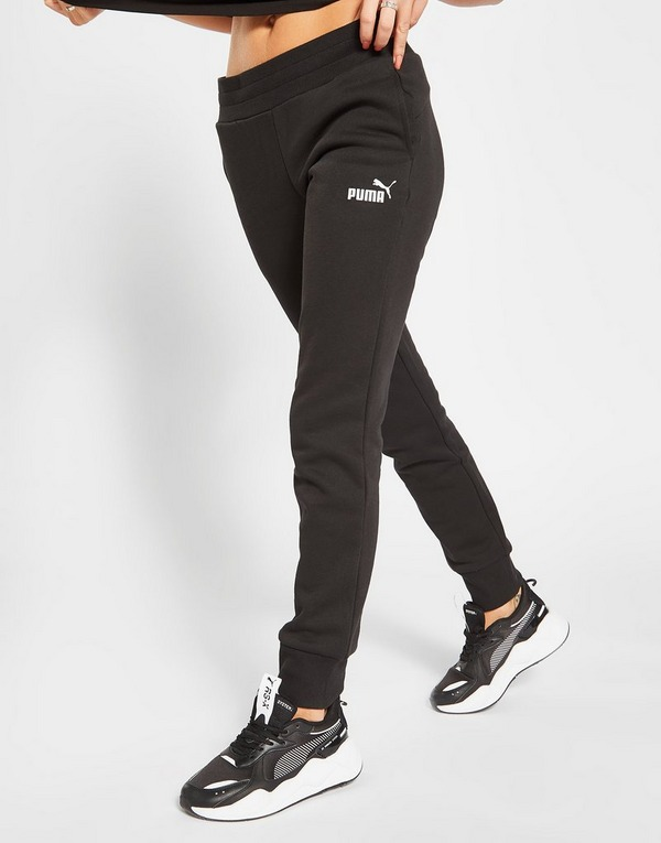 Shop den PUMA Core Fleece Jogginghose Damen in Black | JD Sports