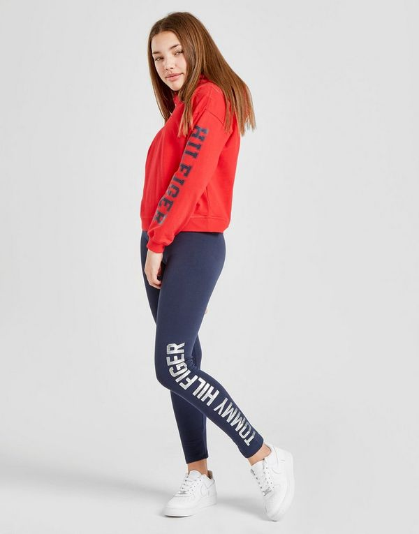 5f3de66da97279 Tommy Hilfiger Girls' Essential Logo Leggings Junior | JD Sports