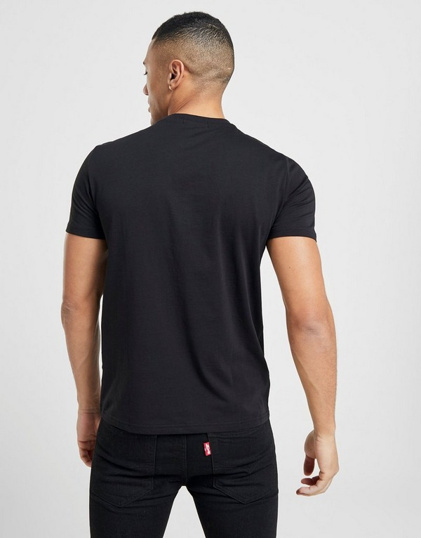 Fred Perry Crew Neck Short Sleeve T-Shirt