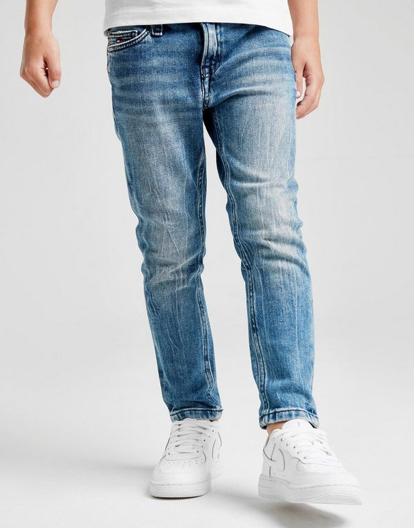 2373b9ebd Tommy Hilfiger Simon Skinny Jeans Children | JD Sports