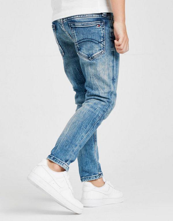 66f57560 Tommy Hilfiger Simon Skinny Jeans Children   JD Sports