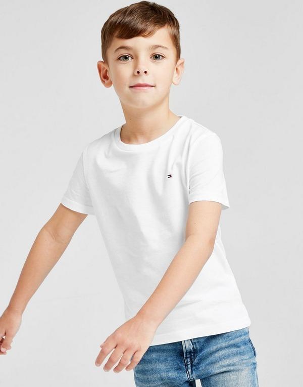 Tommy Hilfiger Small Flag T-Shirt Kleinkinder