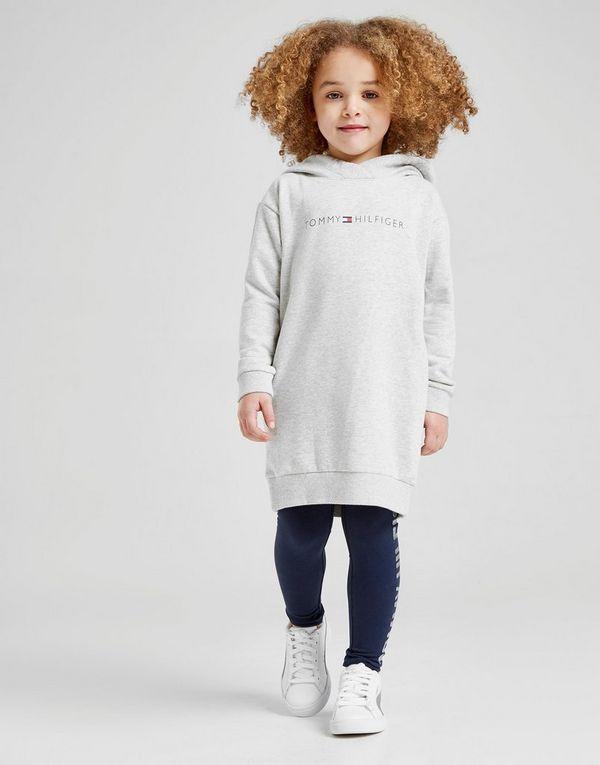 3beb1cee8 Tommy Hilfiger Girls' Logo Hoodie Dress Children   JD Sports
