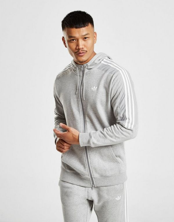 Radkin Originals Adidas Sports HoodieJd Zip Full n0N8PvmOyw
